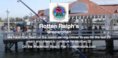 will rotten ralph's pay up or leave the pier?